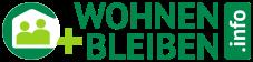 wohnenbleiben.info Logo